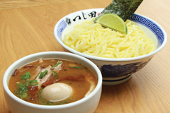 Tsujita LA's incomparable tsukemen ramen.