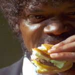 Pulp Fiction Burger Time