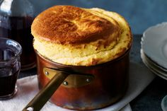 French Recipes Soufflé