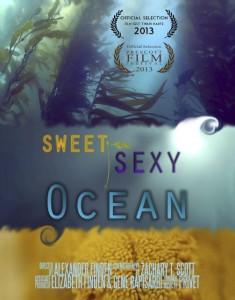 Sweet Sexy Ocean poster