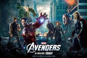 Avengers Shawarma Time