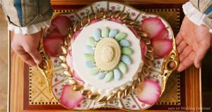 Marie Antoinette dessert