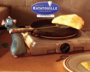 Rat Omelet