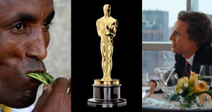 food in oscar noms